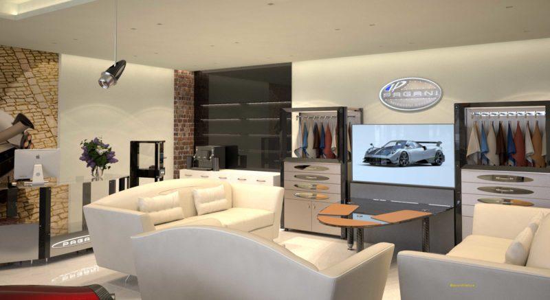 Pagani Automobili Doha Qatar