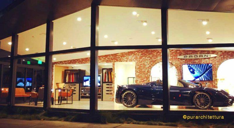Pagani Automobili Newport Beach California