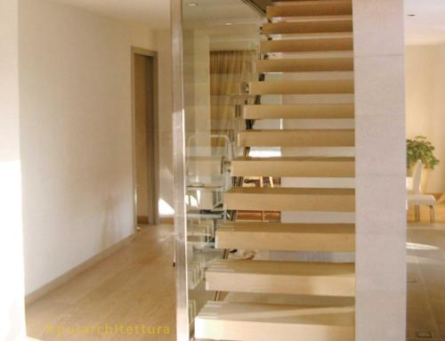 Le scale moderne possono essere veri oggetti d'arte
