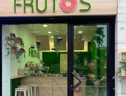 Frutos una delle Frullerie più Cool di Rimini