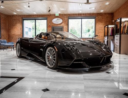 Retail – Pagani Automobili