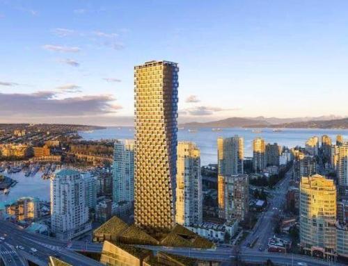 Il Vancouver House è il miglior grattacielo al mondo premiato per l'anno 2021